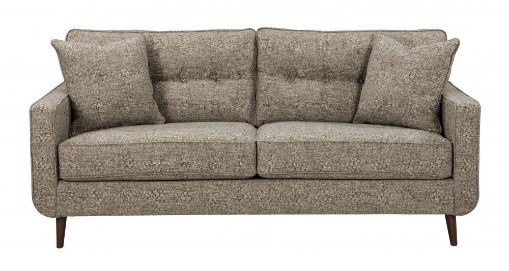 Dahra Jute Sofa Love Seat Ashley Furniture Sofas Sofa