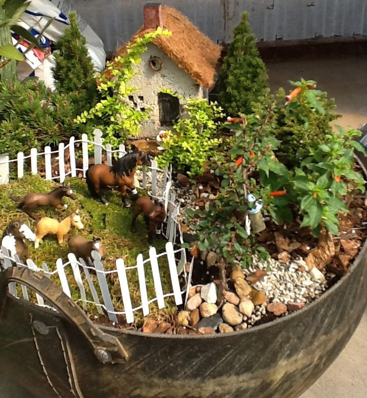 The 50 Best Diy Miniature Fairy Garden Ideas In 2017: Miniature Gardens - Outdoor Living & Birdcare
