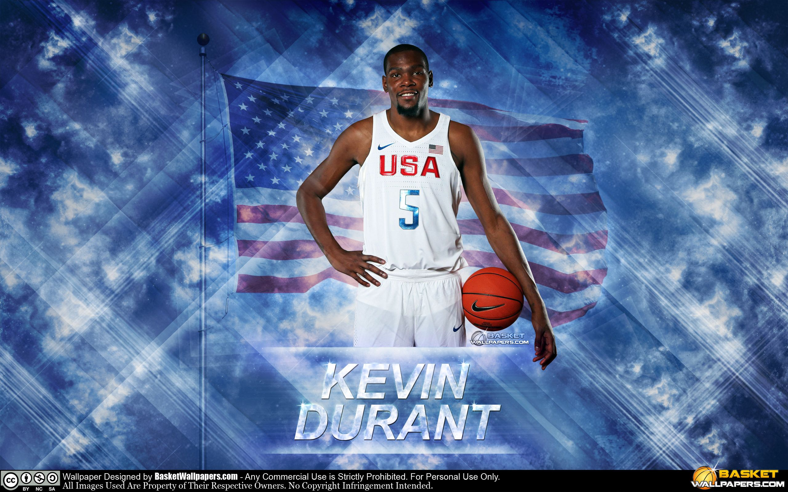 Kevin Durant Wallpapers Basketball Wallpapers At Klay Thompson Wallpaper Carmelo Anthony Wallpaper Kevin Durant Wallpapers