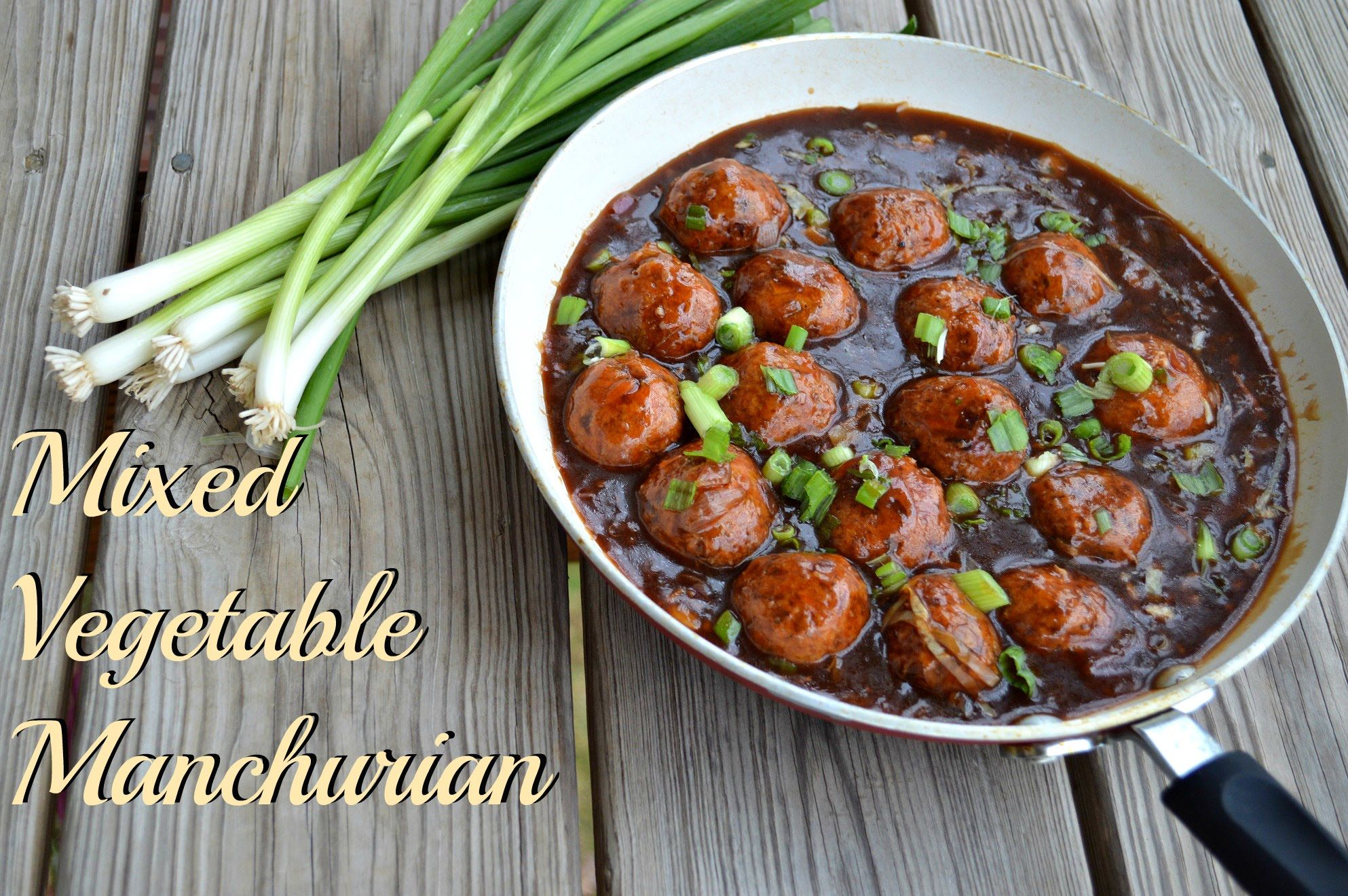 Mixed vegetable manchurian authentic indo chinese recipe video by food mixed vegetable manchurian authentic indo chinese recipe video forumfinder
