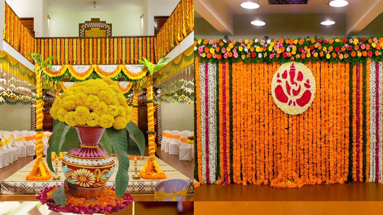Flower Ideas For Home Decoration: Image Result For India House Warming Decorations