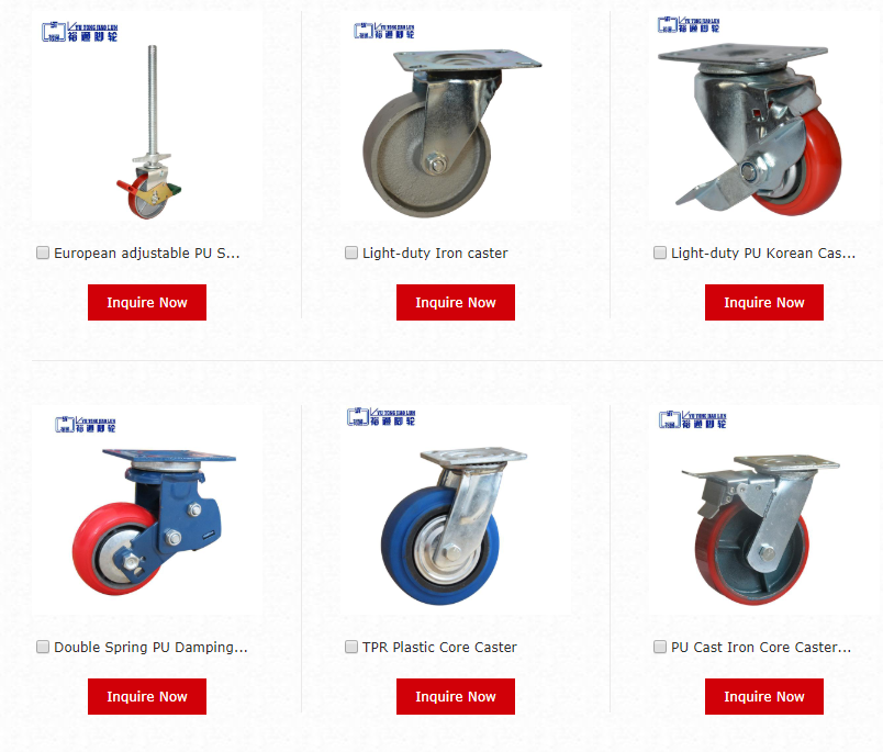 Industrial Caster Wheels Caster Wheels From China Ytcaster Industrial Caster Wheels Industrial Casters Steel Caster Wheels