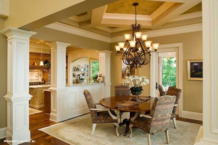 4 Bedroom Two Story Rustic Style The Oak Abbey Home Floor Plan
