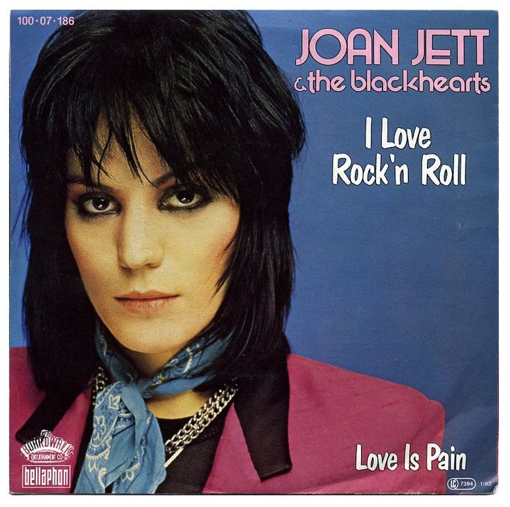 Joan Jett 80s I Love Rock N Roll Google Search I Love