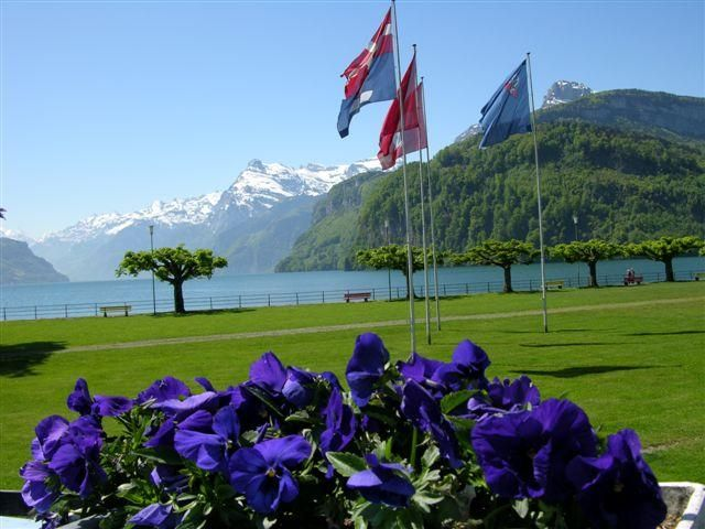 Auslandsschweizerplatz Brunnen (park) - Switzerland
