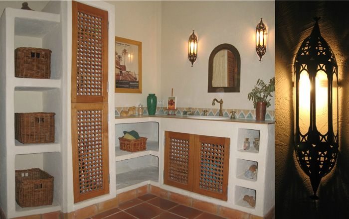 Awesome Salle De Bain Decoration Orientale Photos - Amazing House ...