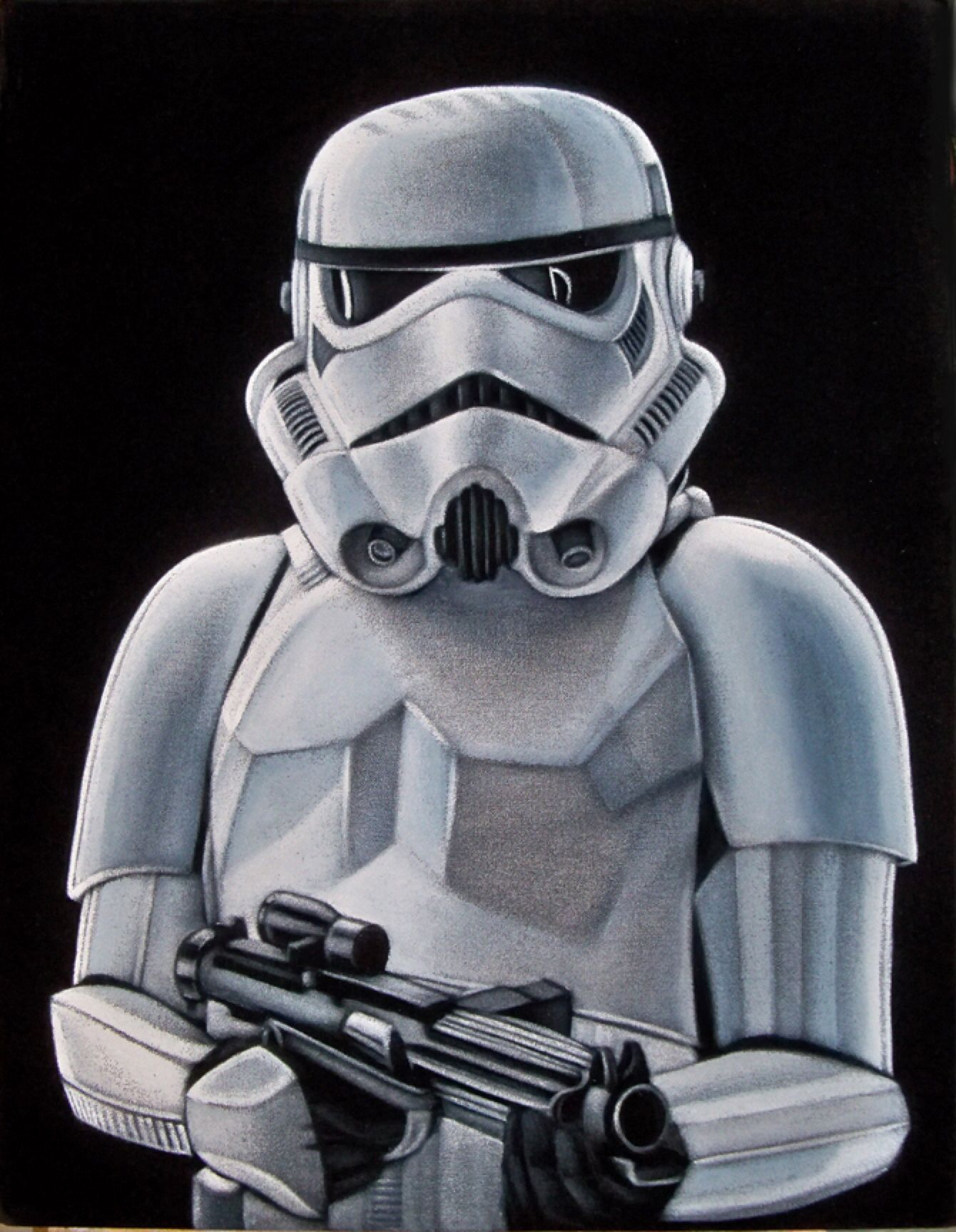 TK421 by BruceWhite on DeviantArt Star wars comics