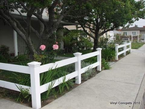 Front Yard Fence Idea Diseno De Cercas Cercas De Madera