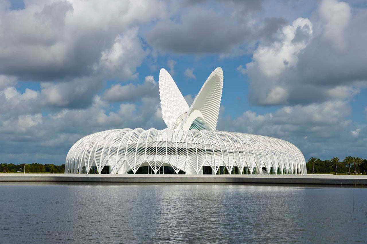 Santiago Calatrava ha firmato il master plan per il nuovo