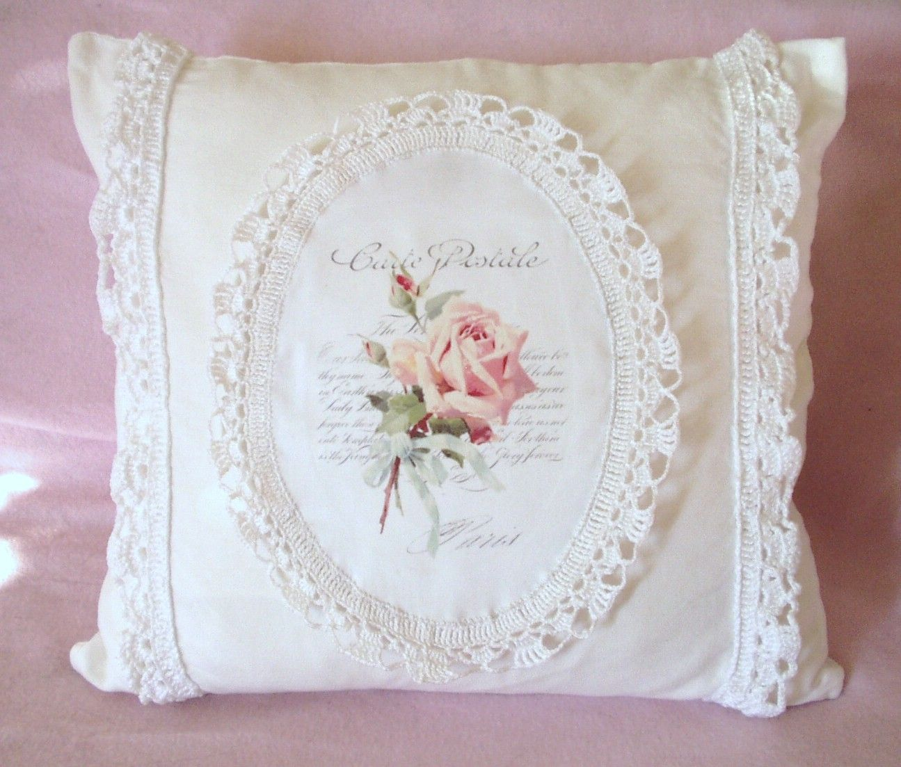 simply border shabby embroidered pillow chic pillows sham luxury set duvet amp pink of