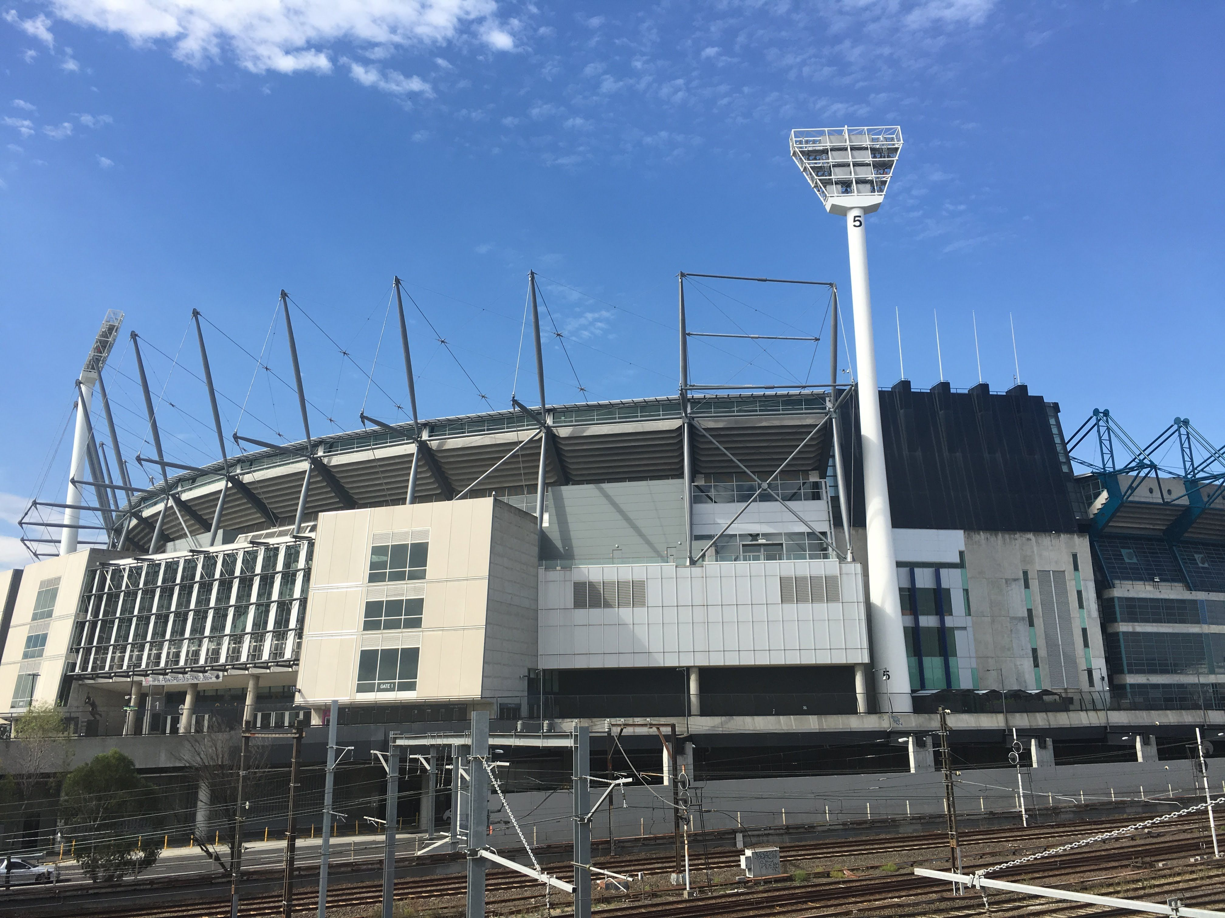 Melbourne Cricket Ground Melbourne Cricket Ground Melbourne Australia