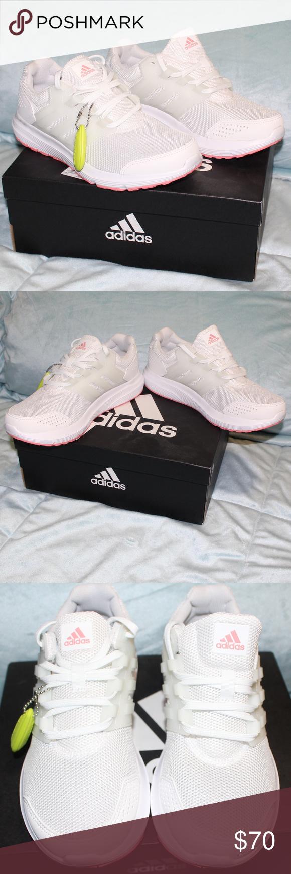 nuove adidas cloudfoam galaxy 4 scarpe da corsa nwt scarpe