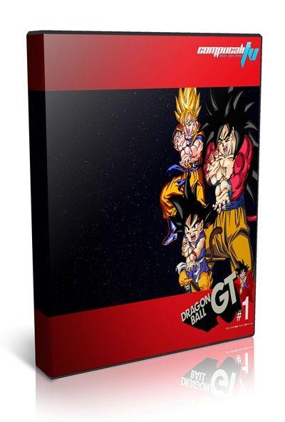 Dragon Ball Gt Saga Completa Español Latino Dragon Ball Gt Dragones Dragon Ball