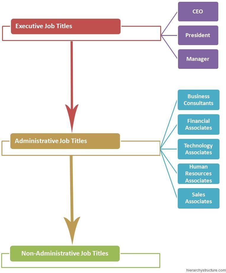 Marketing Jobs Hierarchy | Jobs Hierarchy | Pinterest | Marketing ...