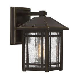 Outdoor Wall Lighting At Lowes Com Outdoor Wall Lighting Outdoor Walls Bronze Outdoor Lighting
