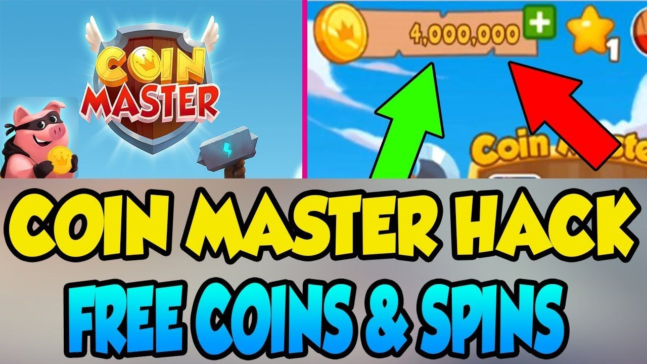Coin Master Hack Get Newest Spins and Coins Hacks (With