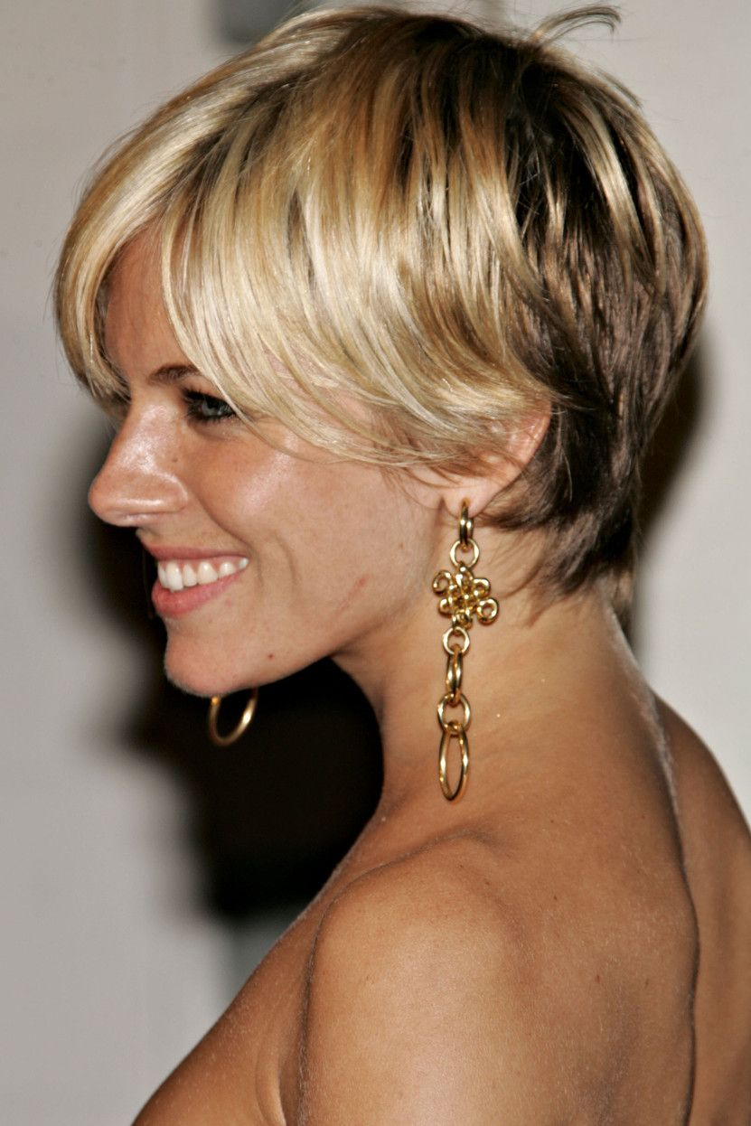 The greatest celebrity pixie cuts of the past decade hair