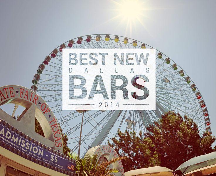 Dallas' 11 best new bars of the year Dallas bars, Dallas