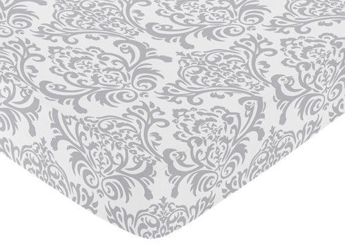 Elizabeth Fitted Crib Sheet