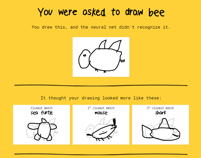 Quick Draw With Google See How Neural Networks Work Try Not To Laugh Moral Stories English Language Learners