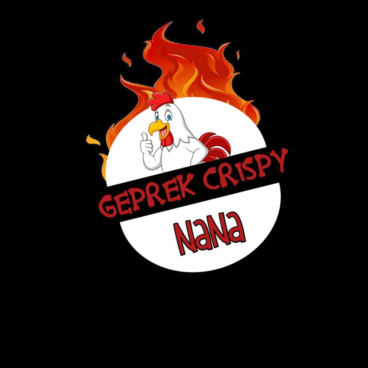 Logo Ayam Crispy Makanan