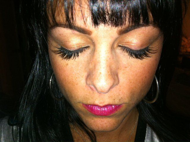 Lash Extensions (With images) | Nostril hoop ring, Nose ...