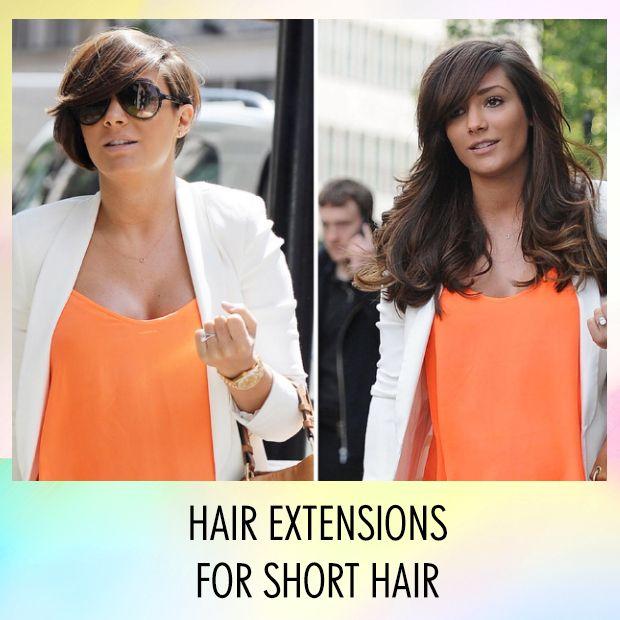 Hair Extensions For Short Hair Hair Pinterest Hair Extensions
