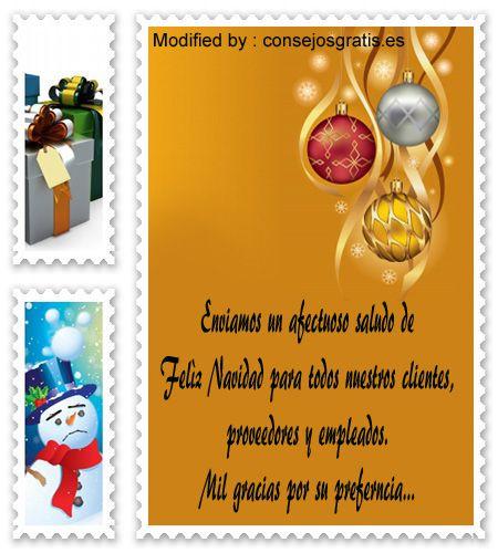 Frases bonitas de navidad empresariales descargar frases - Buenos regalos para navidad ...