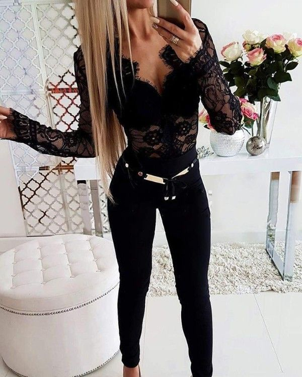 Photo of Women's Clothing, Tops, Bodysuit $22.99 – Boutiquefeel