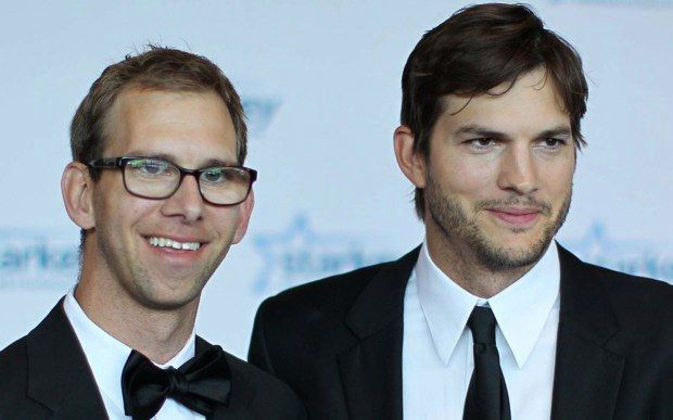 Michael Kutcher Talks About Twin Brother Ashton Life With