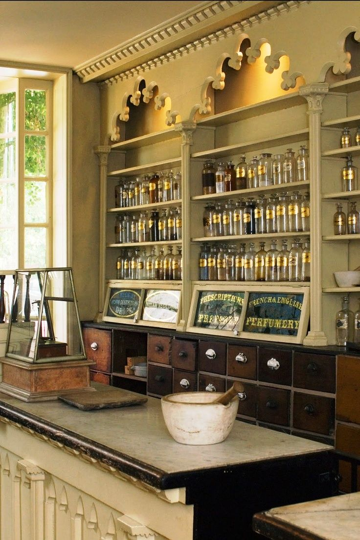 Stabler Leadbeater Apothecary Want My Kitchen To Look Like This