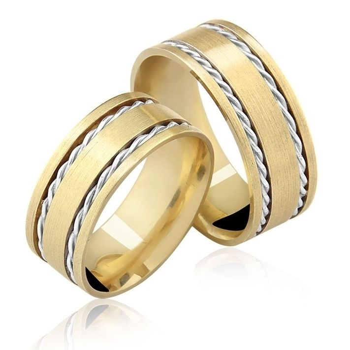 Alianças de Casamento em Ouro 18k Marca Reisman - modelo Curitiba  Disponível em www.reisman 02f2e9fb77