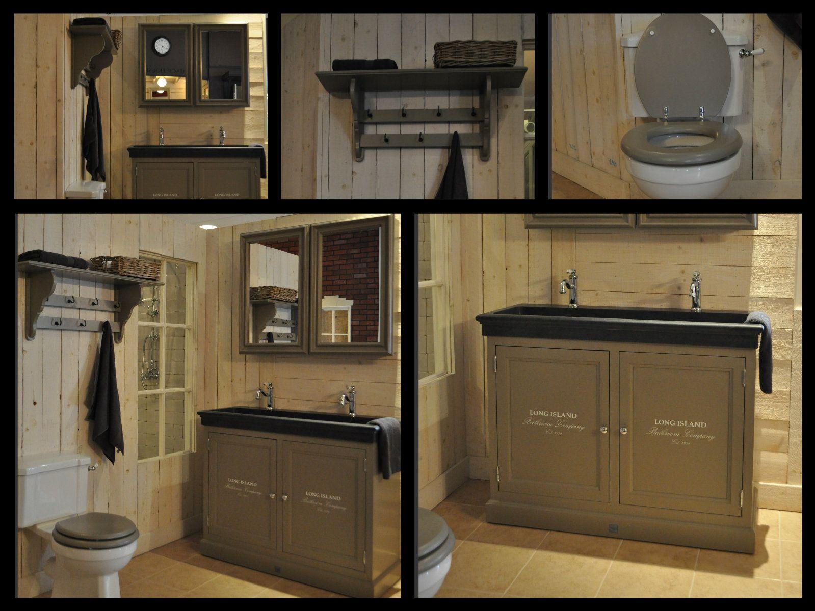 Landelijke badkamer by Van Heck badkamers   Sanitair   Pinterest