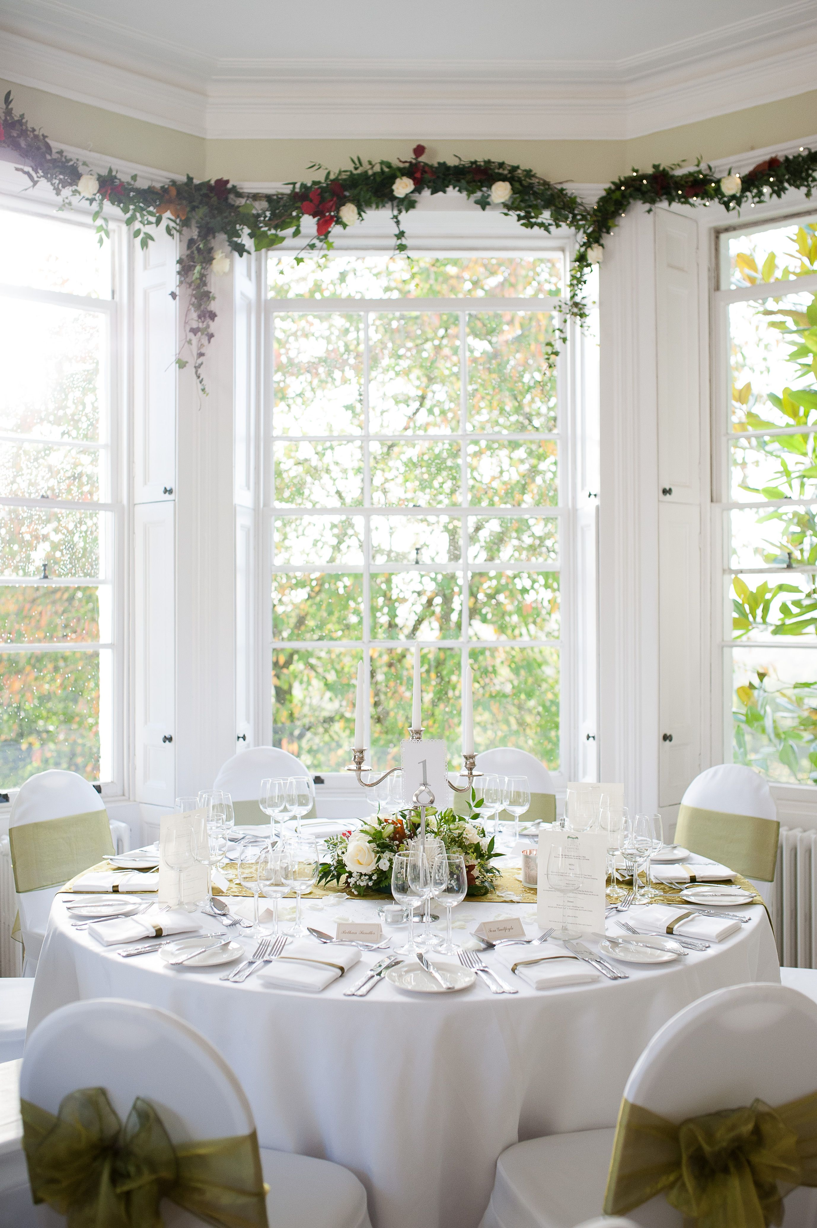 Top table - The Russell Suite | Table Centerpieces | Pinterest ...