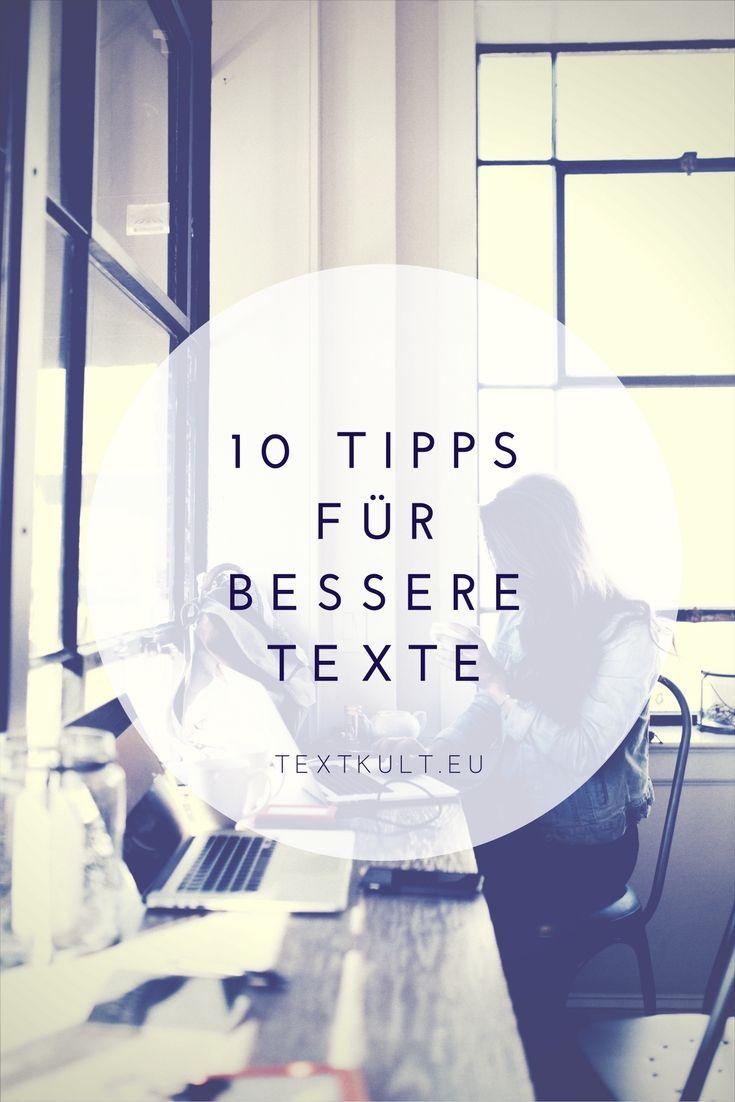 10 geniale tipps f r bessere texte ganz einfach. Black Bedroom Furniture Sets. Home Design Ideas