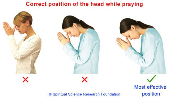 How does Prayer Work and How to Pray? | SSRF Engli
