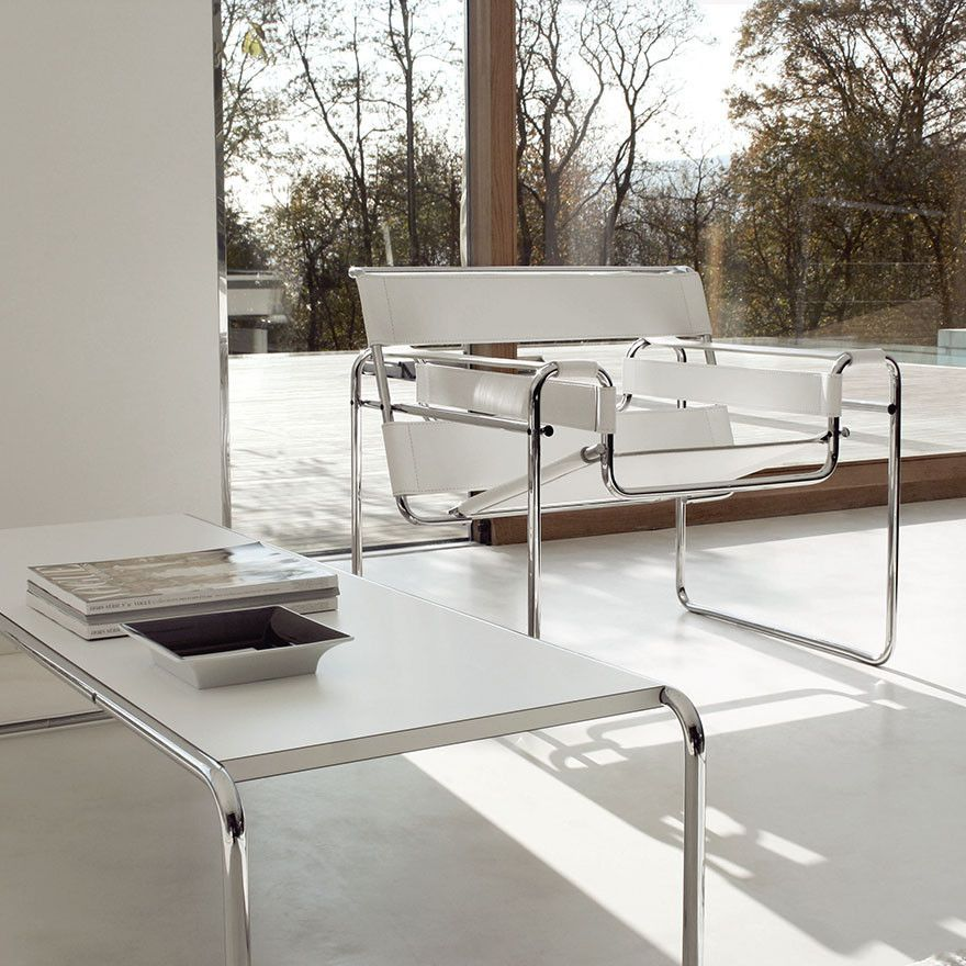 Knoll Wassily Chair By Marcel Breuer Wassily Chair Furniture Design Breuer Wassily Chair