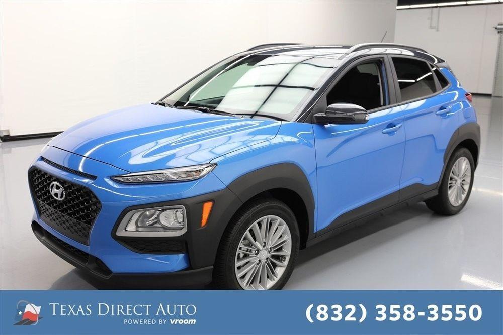 For Sale Hyundai Kona SEL Texas Direct Auto 2018 SEL Used