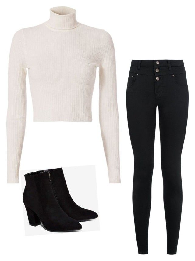 """Untitled #31"" by millzchick on Polyvore featuring New Look, A.L.C. and Billini"