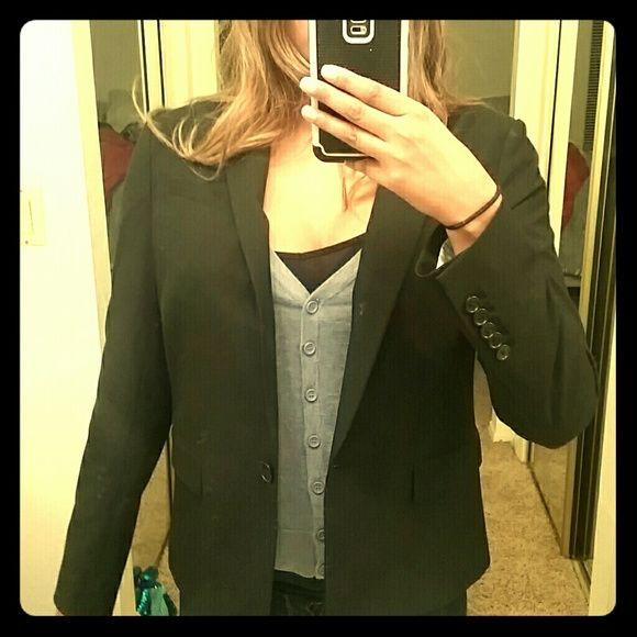 Suit jacket Black Ann Taylor suit jacket Ann Taylor Jackets & Coats Blazers