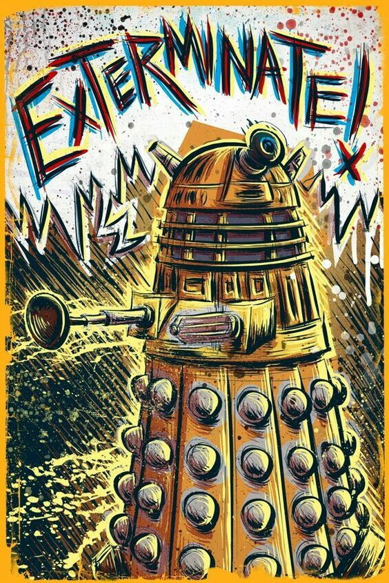Doctor Who Poster Collection 30 High Quality Printable Posters