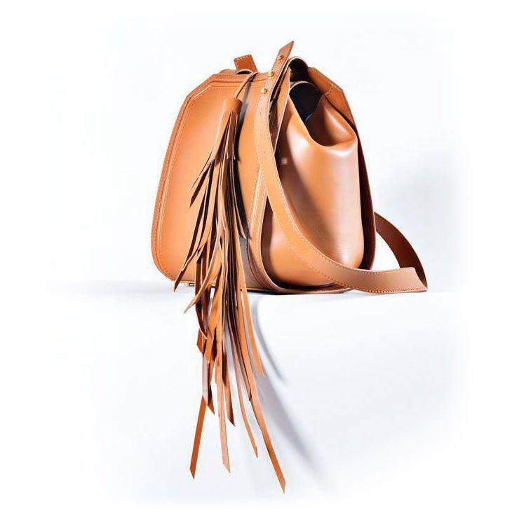 Così shoulder bag by Maria Lamanna