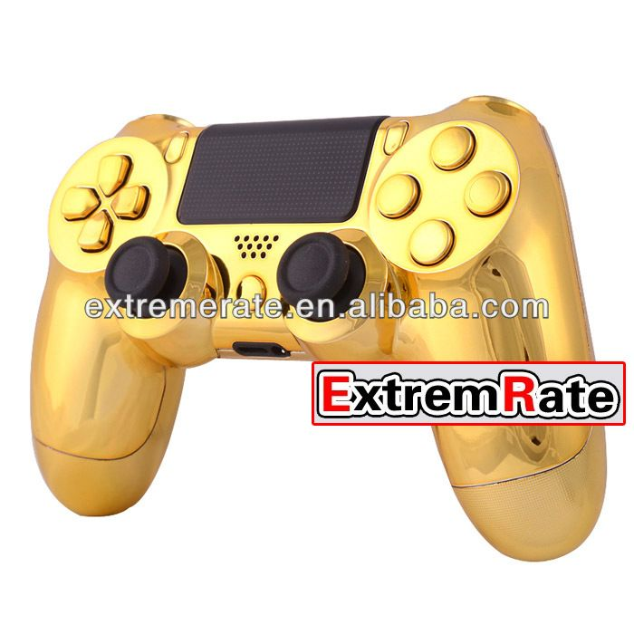 gold customized housing with full set accessories parts buttons for