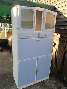 Free standing retro kitchen units | Kitchen cabinets units ...