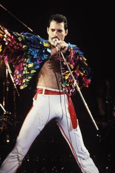 Style Icon: Freddie Mercury #freddiemercury