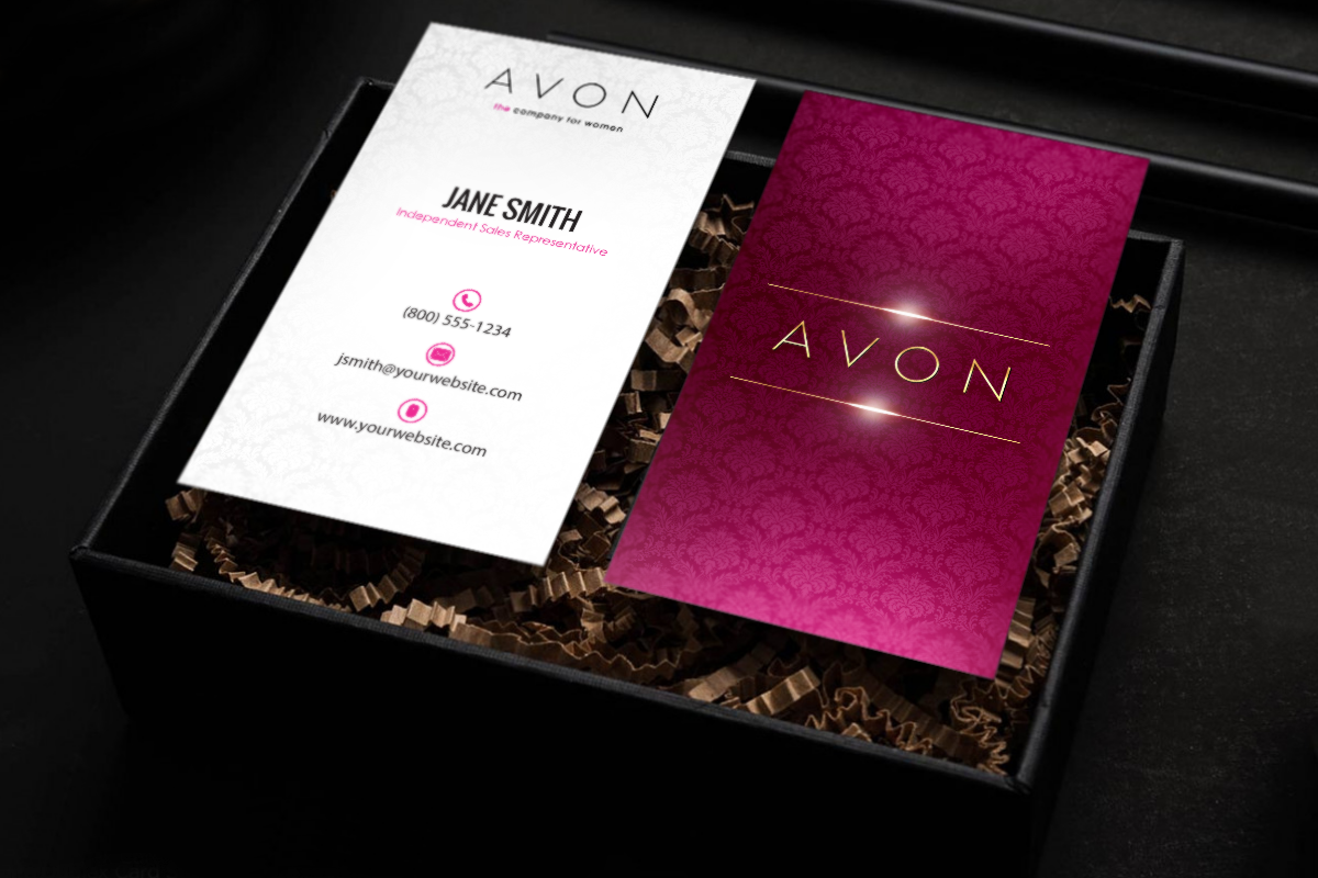 Avon Business Cards Free Shipping Printing Business Cards Free Business Cards Avon Business