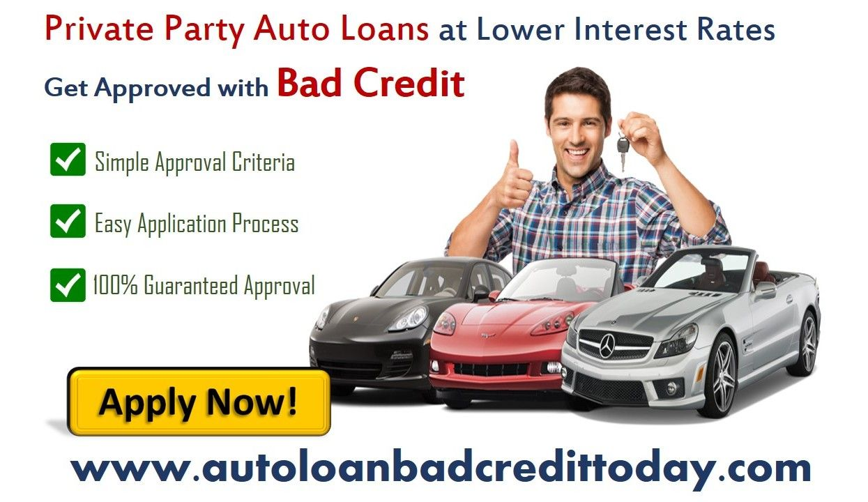 Autoloanbadcredittoday is the best option for private