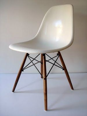 for our dining room table.  eames eiffel.