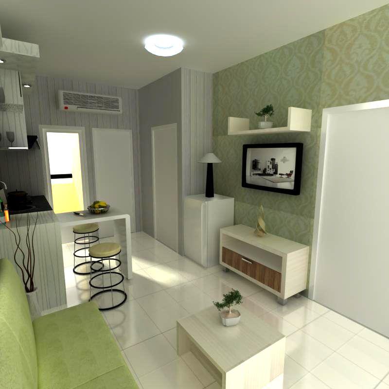 Contoh Ruang Keluarga 1