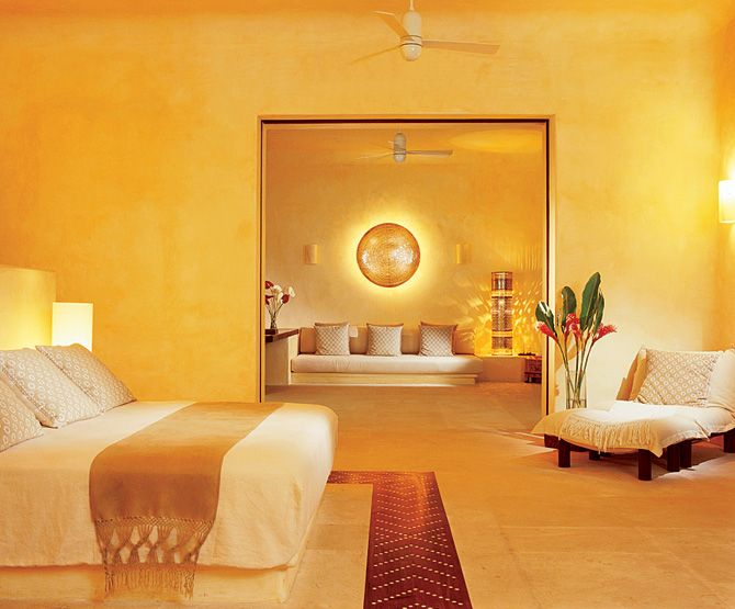 Home Design And Decor , House Gold Interior Ideas : Bedroom Gold Interior  Ideas